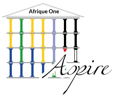 Logo Afrique One ASPIRE