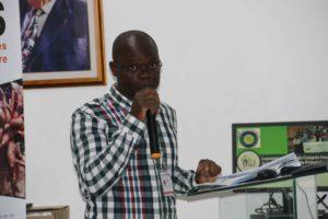 Dr Karim Ouattara (Senior Monitoring Evaluation Assistant)