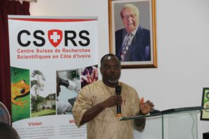 Prof. Bassirou Bonfoh, Director of Afrique One-ASPIRE and CSRS