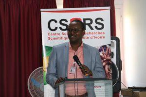 Prof. Inza Koné, President of APS