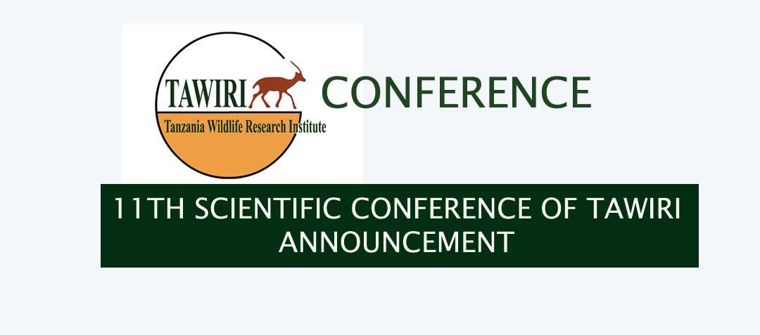 TAWIRI-conference